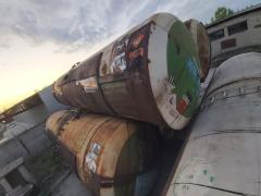 boilers of railway tank cars 54/63/73/86/100 cbm