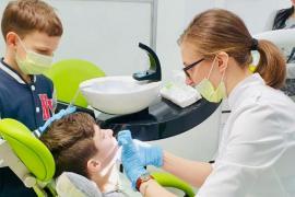 "Dental services from ""Vider"" on Akhmatova, Kiev"