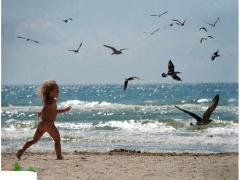 Family vacation on the Black Sea. Hotel Adam and Eva. Zatoka