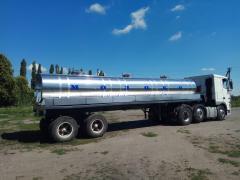 Изготовление и ремонт автоцистерн, молоковозов, водовозов
