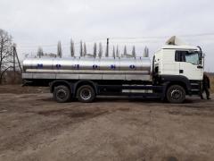 Manufacturer of tankers, tanker trucks, milk tankers, of rybovozov