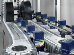 Manufacturing and designing conveyors and robotics in Ukraine