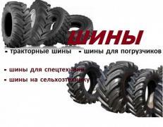 Недорого резина, скаты, шины (тракторные, грузовые, сельскохозяй