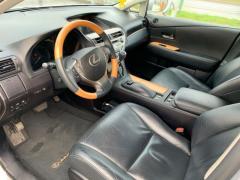 Salvage yards Lexus RX450H 3.5 09-18 G. i