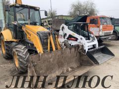 Services Zil - dump truck 5 t., Kamaz 10 t