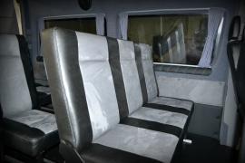 Sofa for minibus, convertible sofa for minibus for used