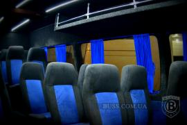 Сидіння дивани для мікроавтобусів бусів, сидіння в мікроавтобус