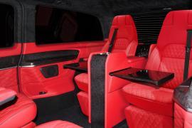 Тюнинг Внутренний Переоборудование обшивка салона мерседес вито виано Mercedes Vit